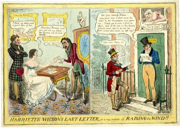 The Duke of Wellington says 'Publish and be Damned!'